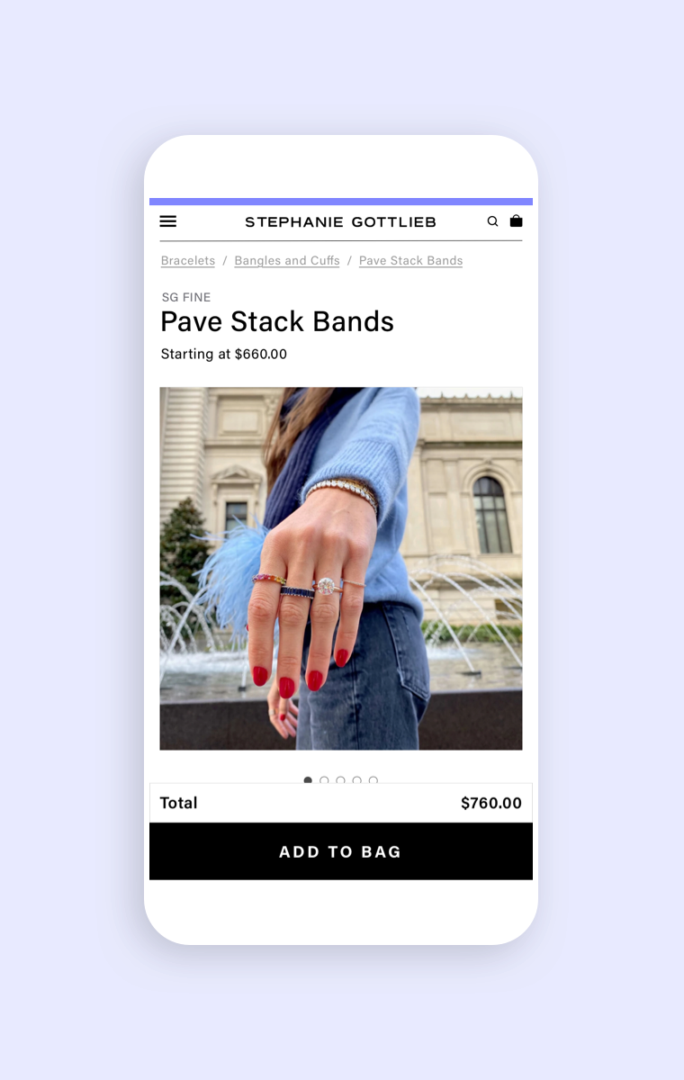 Stephanie Gottlieb Pave Stack Brands
