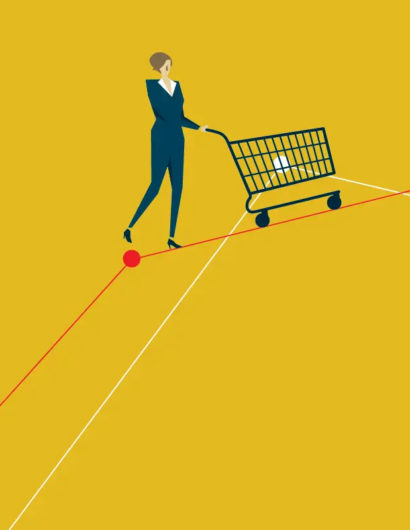 Frictionless Shopping