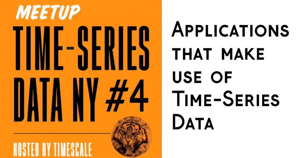 Time Series Data cover